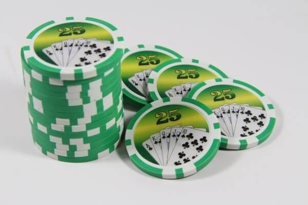 Poker sirut
